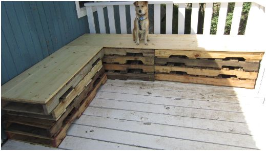 Bank Van Pallets : Pallet bank simple upcycled pallet wood boom bank with pallet
